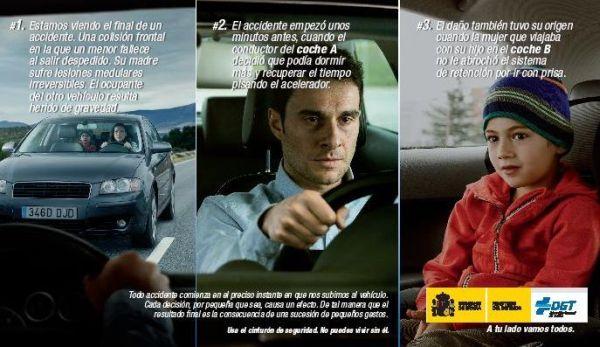 Trafico Campaña seguridad