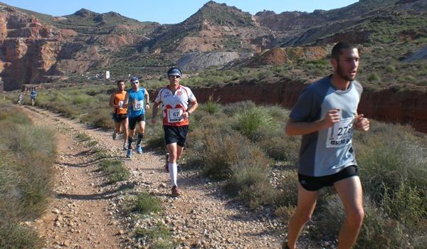 El Parque Natural de Almería y Níjar tendrá senderismo y carrera de montaña con la Federación Andaluza de Montañismo