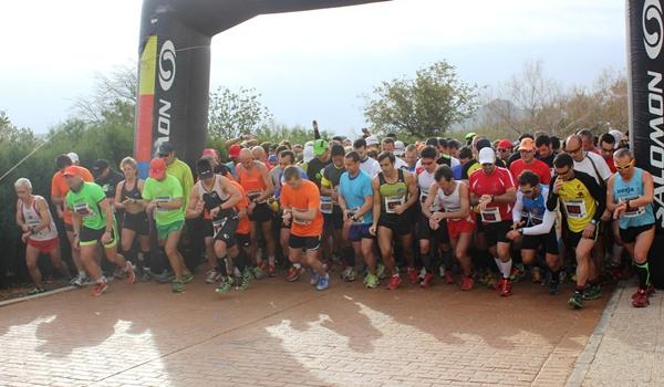 El Parque Natural de Almería y Níjar lleno de deportistas con la Federación Andaluza de Montañismo