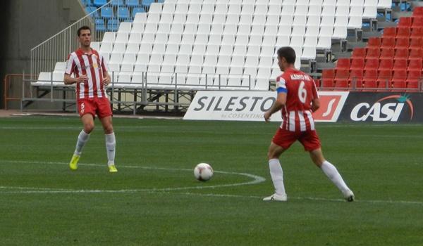 Segunda División B en la lucha por la promoción a Liga Adelante pero derrota ante el Arroyo de la Luz