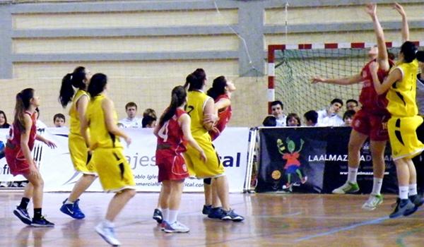 Baloncesto Femenino semifinales de Primera División Nacional