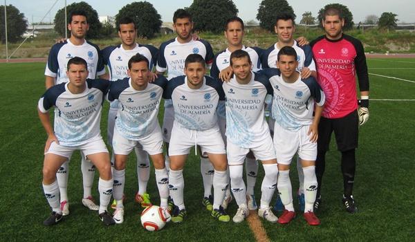 Universidad de Almería organiza el Campeonato de España Universitario de Fútbol