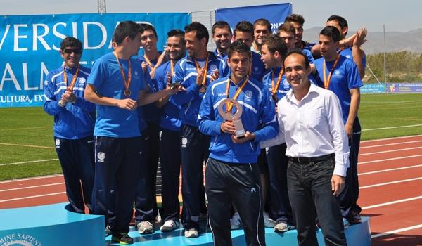 Campeonato de España Universitario previo al de Europa en la UAL