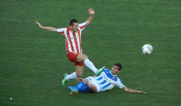 La UD Almería quiere ascender desde Liga Adelante a Liga BBVA