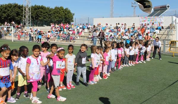 Educación y deporte para los niños y niñas de esta localidad de Almería