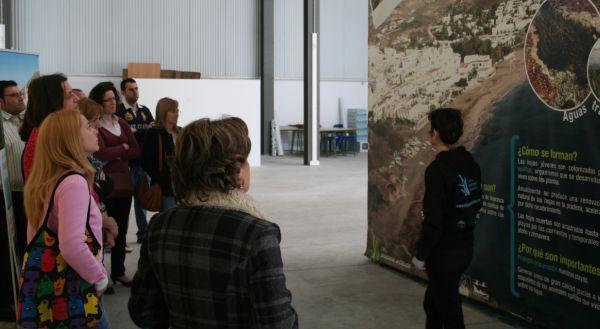 Exposición Posidonia Berja