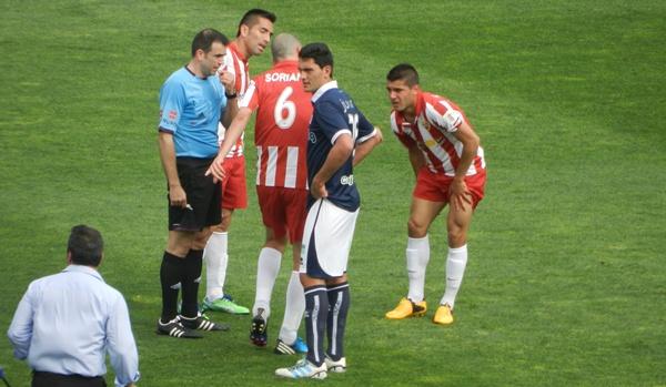 Jugador de la UD Almería de la Liga Adelante de España cedido por el Tottenham de Inglaterra