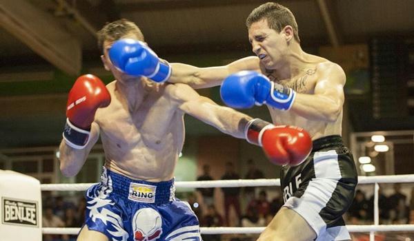 Club Almería Boxing en el Campeonato de Andalucía