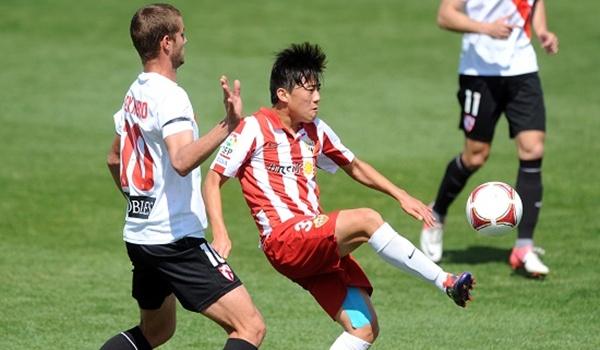El Almería B sigue buscando la promoción a Liga Adelante desde la Segunda División B
