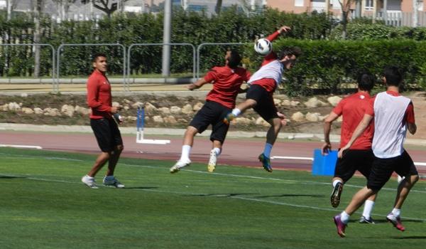 La UD Almería luchará por mantener la segunda plaza de la Liga Adelante ante el Mirandés