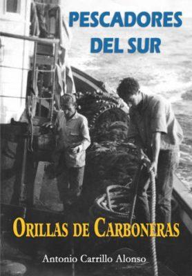 Pescadores del Sur. Portada del libro