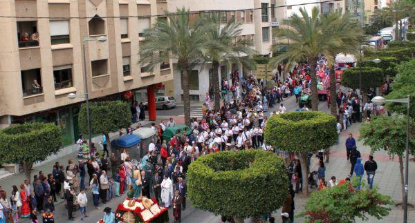El Ejido pide que San Marcos sea Fiesta de Interés Turístico de Andalucía