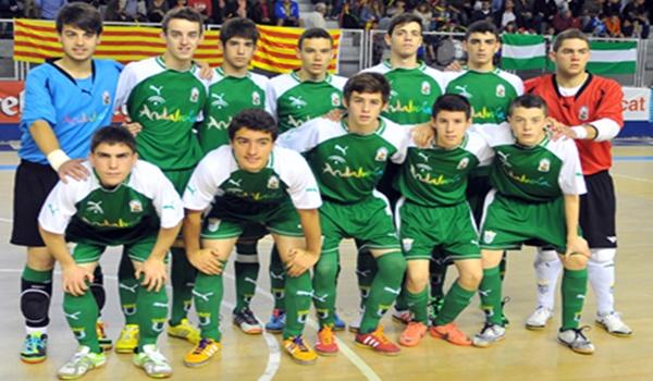 De Proclamarse A España Andalucía Conduce Almería Campeona ALcjR534q