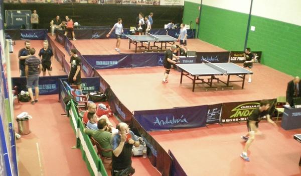 Ascenso a Segunda División del ping pong del Bajo Andarax