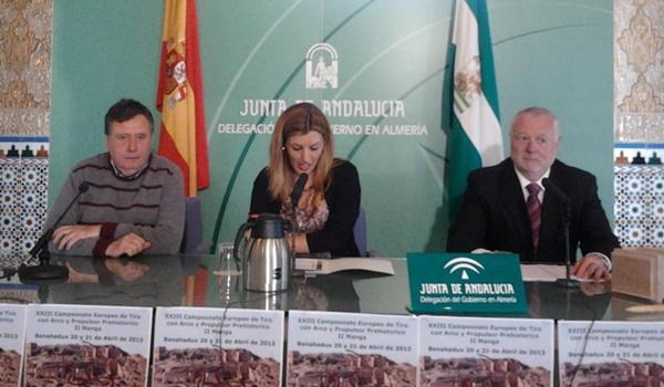 Junta de Andalucía en los municipios del Bajo Andarax de Almería