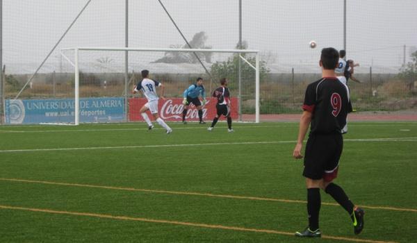 La Universidad de Almería sede del Campeonato de España de Fútbol Universitario