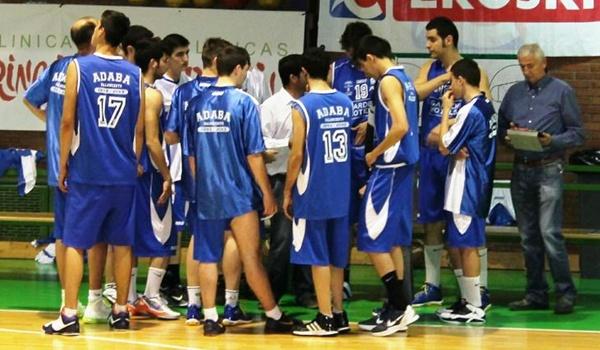 Baloncesto play off hacia Liga EBA entre Málaga y Almería
