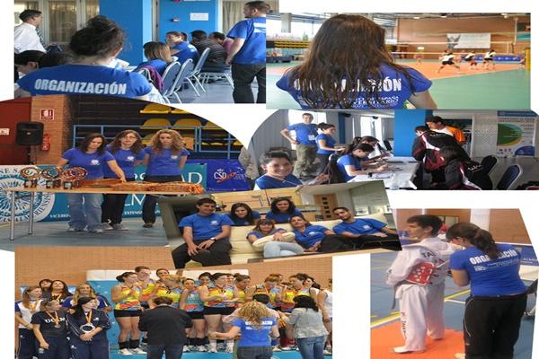 Campeonato de Europa de Fútbol Universitario en la UAL