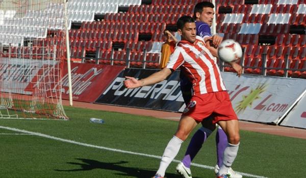 La UD Almería B está cerca de la promoción a Liga Adelante desde la Segunda División B