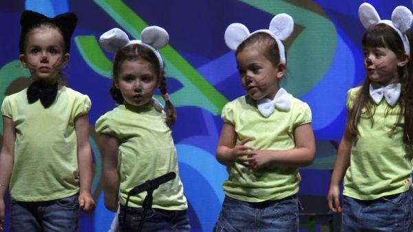 Alumnas del taller música Vícar