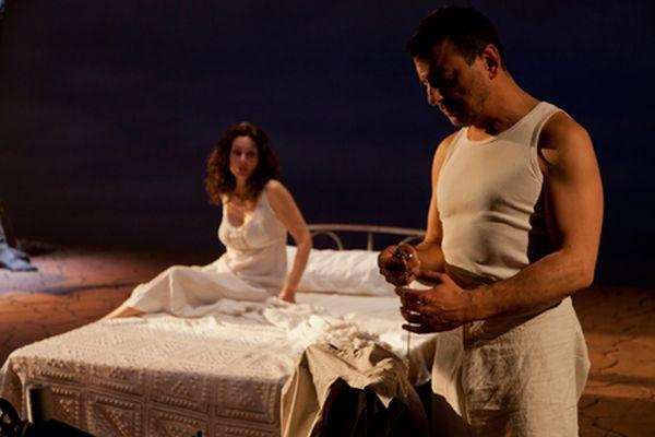 'Yerma' pisa los escenarios de El Ejido en el ecuador del XXXVI Festival de Teatro