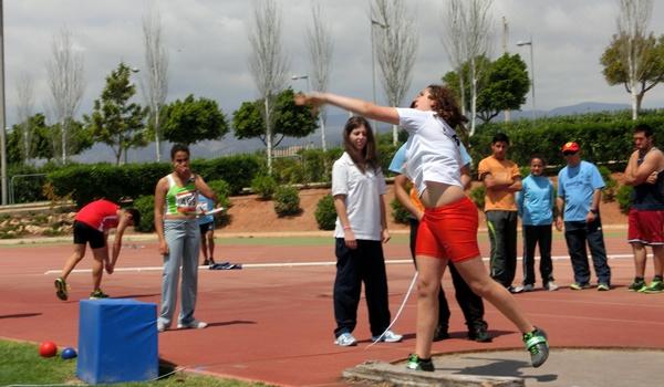 Atletismo con mínimas conseguidas para Andalucía