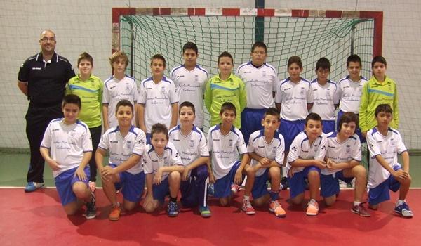 Campeonato de Andalucía con el pueblo de Almería jugando en Estepa