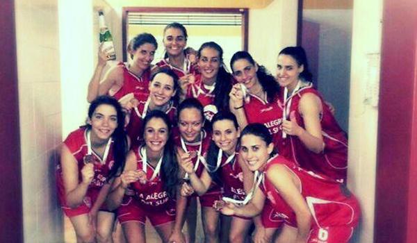 Baloncesto femenino y lucha por el ascenso a Liga 2
