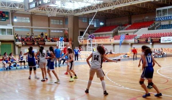 Campeonato de Andalucía de Baloncesto infantil femenino