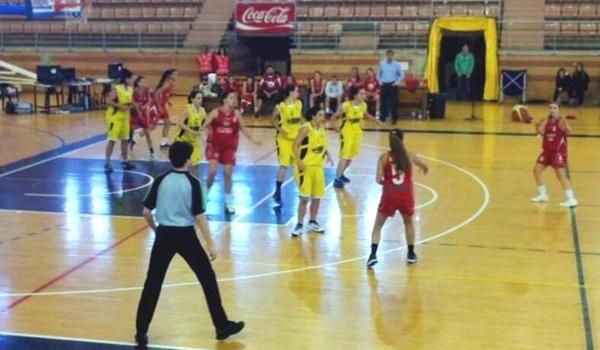 Baloncesto femenino por el ascenso ante las del Puerto de Santa María en Badajoz