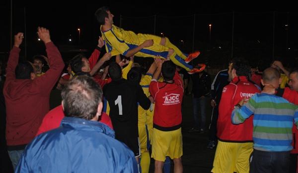 Gana en los penaltis al Benahadux en la Regional Preferente del fútbol modesto de Almería