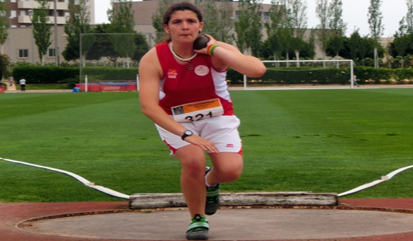Atletismo del bueno a cargo de Atletas de Almería para los campeonatos de Andalucía y España