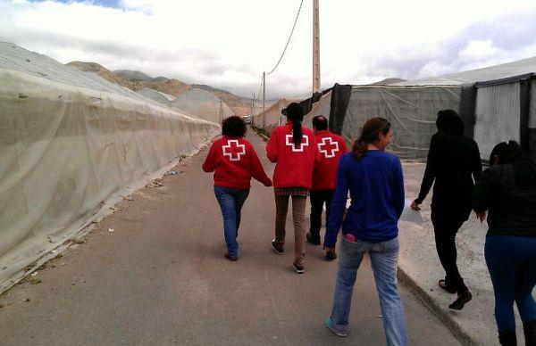 Cruz Roja en San Nicolas