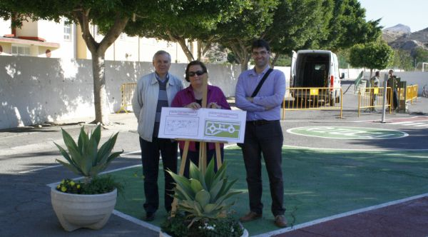 Inauguración Parque Rioja