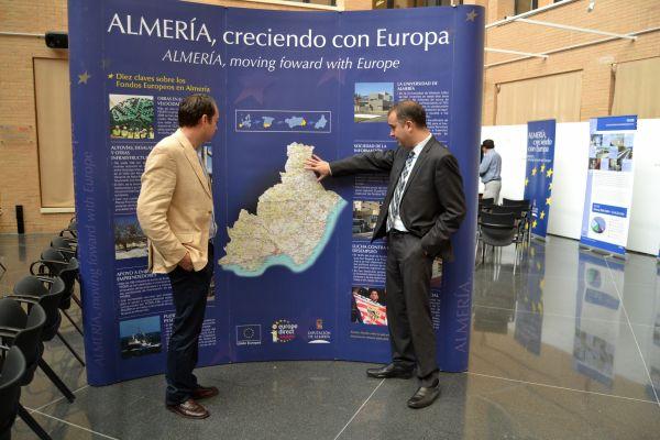 Almería creciendo con Europa