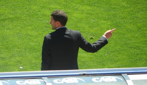 Lucha de la UD Almería por el ascenso a Primera División