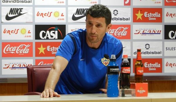 UD Almería quiere ascenso a Primera División
