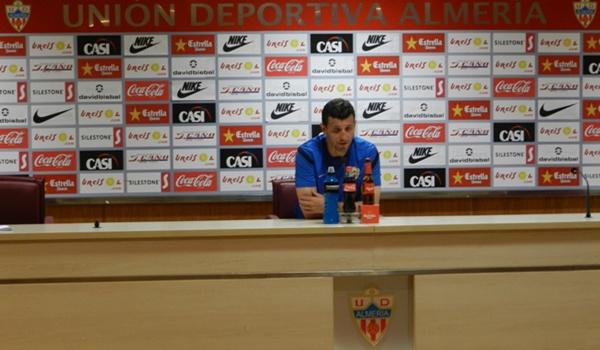La UD Almería quiere subir a Primera División esta Liga Adelante