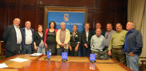 Presentación certamen flamenco en Diputación