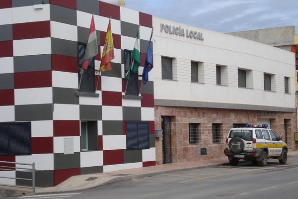 Anciano accidentado y rescatado en su casa del municipio de Almería