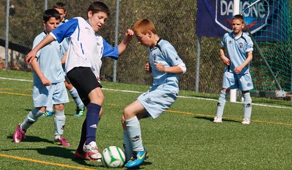 Fútbol base en Andalucía con Cuevas del Almanzora y Macael de Almería en Mundialitos CEDIFA