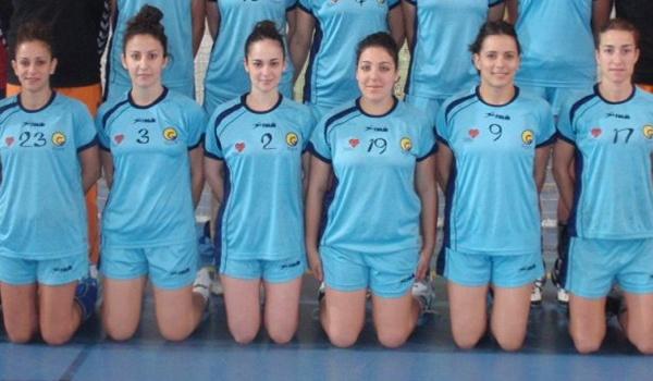 El equipo de la provincia de Almería de balonmano femenino quiere División de Honor Plata