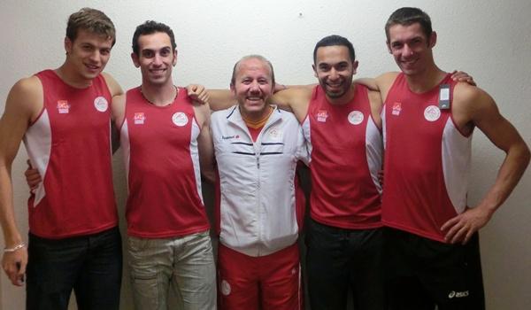 Atletismo de Almería en Lille