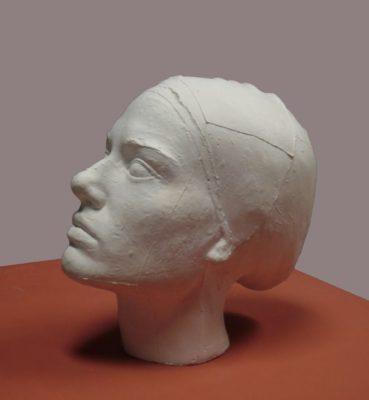 Cabeza de mujer 2005