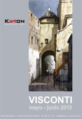 Cartel visconti