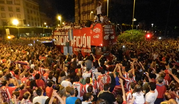 El Almería es de Primera División