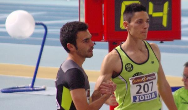 Con Kevin López olímpico en Londres y subcampeón de Europa