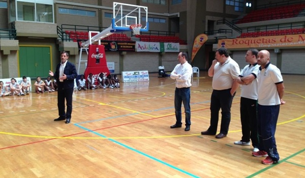 La Federación de basket de Almería lo pone en marcha