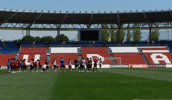 Asceso a Primera entre Villarreal y Almería