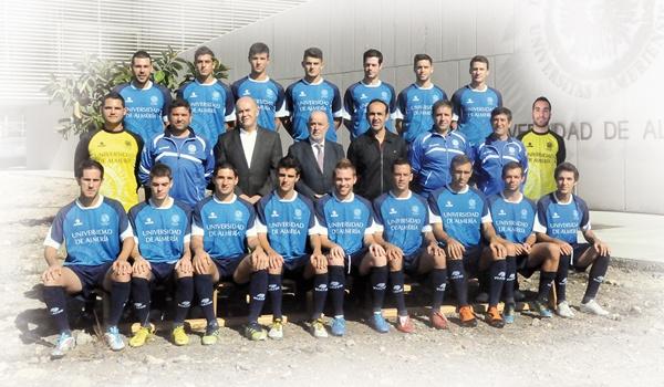 Universidad de Almería de Regional Preferente a Primera División Andaluza